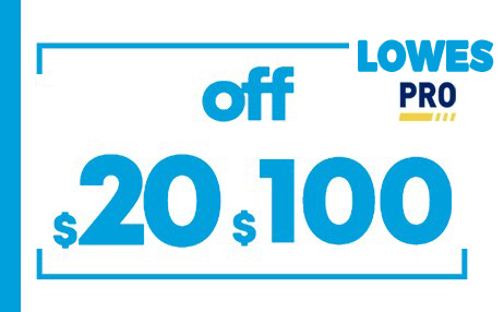 $20 off lowesforpros online instore coupons