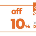 10% OFF HD HOME DEPOT DECOR ONLINE COUPON
