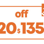 $20 OFF $135 HD HOME DEPOT PRINTABLE INSTORE COUPON